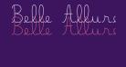 Belle Allure CE Fin