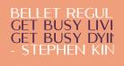 Bellet Regular