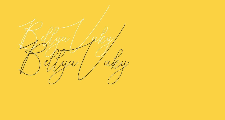 BellyaVaky