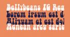 Bellybeans FG Regular