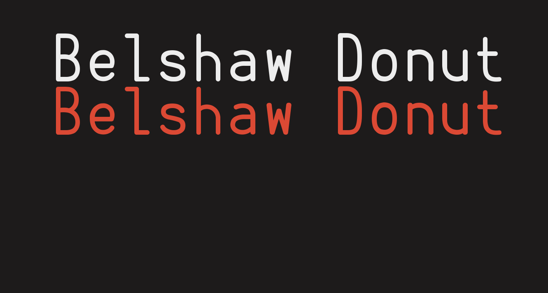 Belshaw Donut RobotRegular
