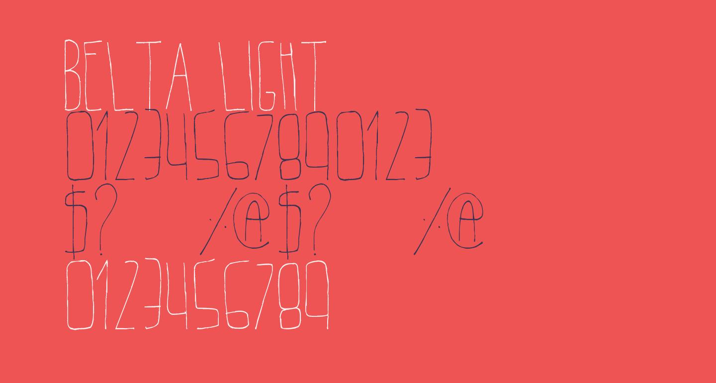 Belta Light