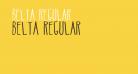 Belta Regular