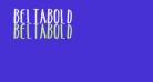 BeltaBold