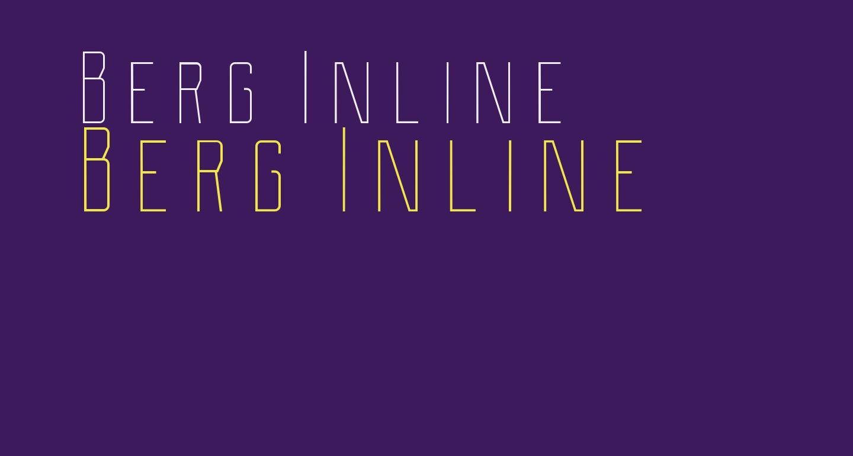 Berg Inline