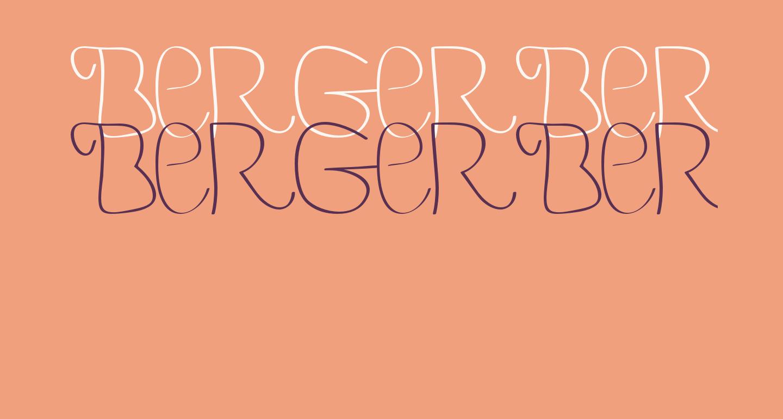 BergerBergerCaps-Light