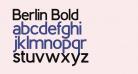 Berlin Bold