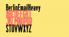 BerlinEmailHeavy