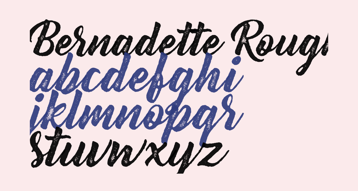 Bernadette Rough