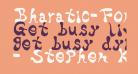 Bharatic-Font