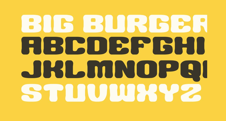 BIG BURGER__G