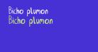 Bicho plumon