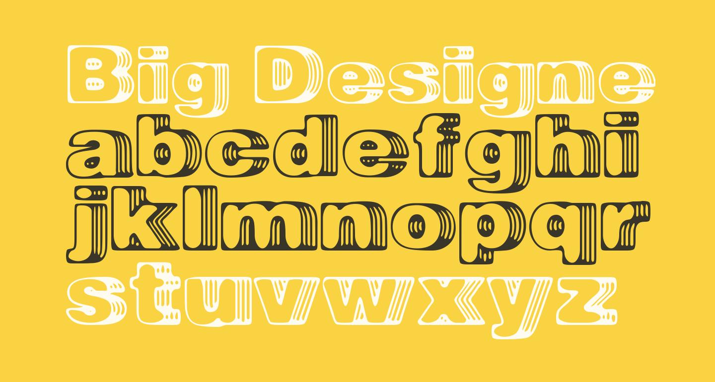 Big Designer