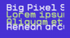 Big Pixel Shadowed Demo