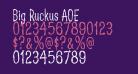 Big Ruckus AOE