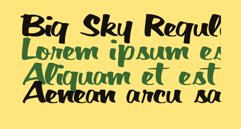Big Sky Regular ttnorm