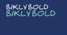 Bikly Bold