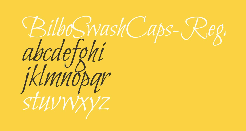 BilboSwashCaps-Regular