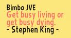 Bimbo JVE