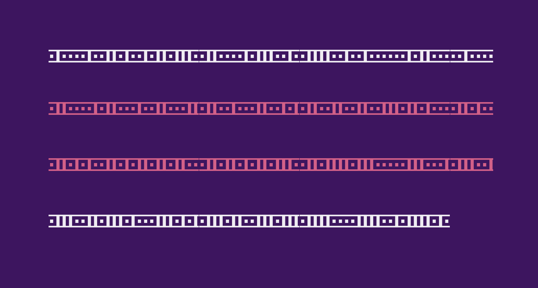 Binary X 01s BRK