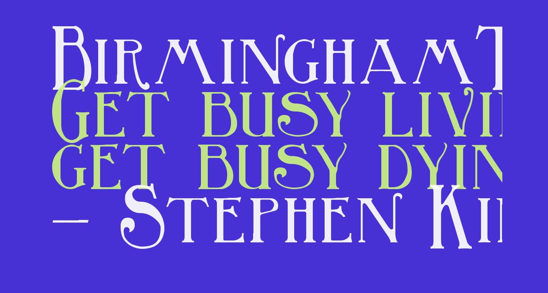 BirminghamTitling