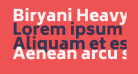 Biryani Heavy