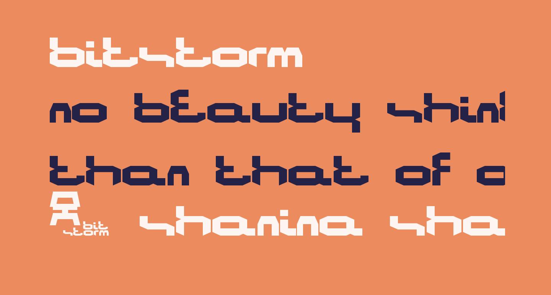 Bitstorm