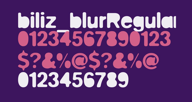 biliz_blurRegular