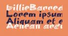 billieBarred 06