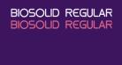 biosolid Regular