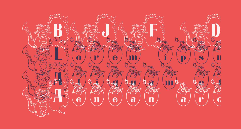 BJF Dragons
