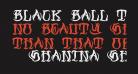 Black Ball Tattoo Personal Use