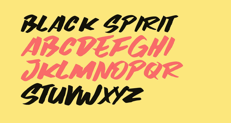 Black Spirit
