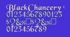 BlackChancery Regular