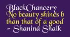 BlackChancery