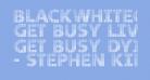 BlackWhiteGridsB