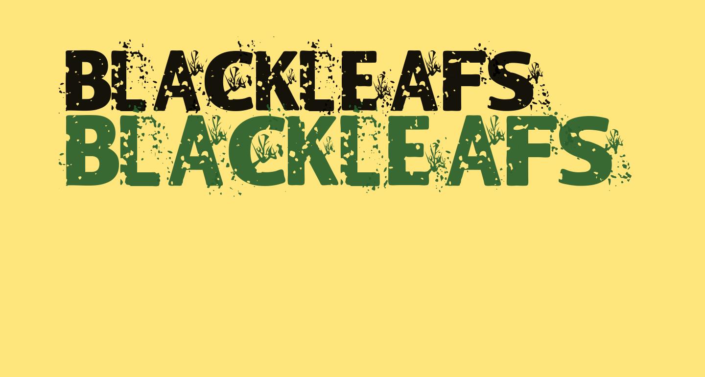 Blackleafs