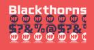 Blackthorns Demo Black