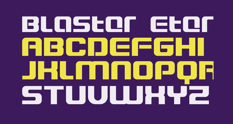 Blaster Eternal