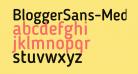 BloggerSans-Medium