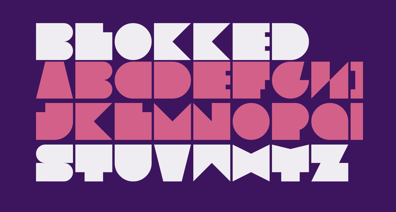 Blokked