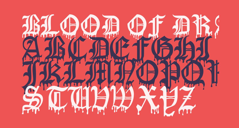 Blood Of DraculaSW