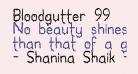 Bloodgutter 99