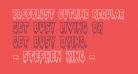 Bloodlust Outline Regular