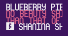 Blueberry Pie Regular