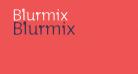 Blurmix
