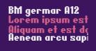BM germar A12