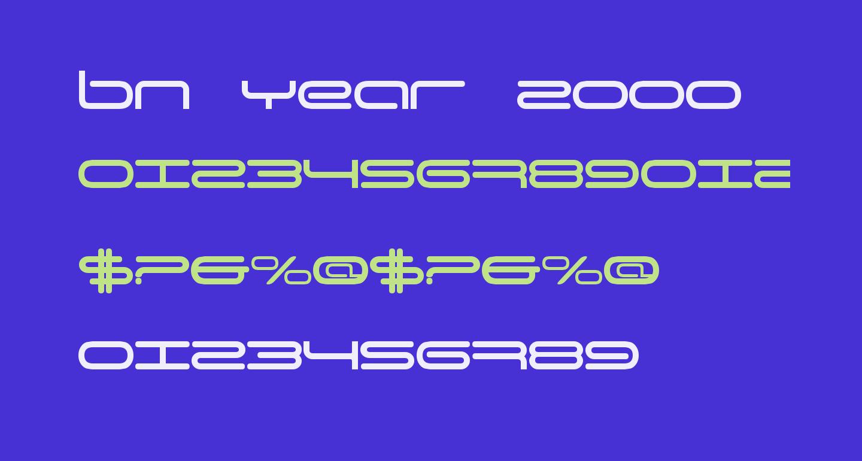 BN Year 2000