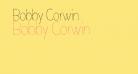 Bobby Corwin