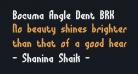 Bocuma Angle Dent BRK
